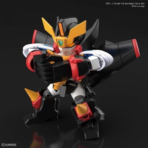 Bandai Plamo Super Deformed SD CROSS SILHOUETTE GAOGAIGAR