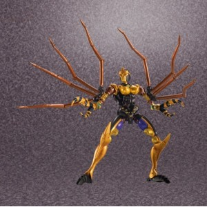 Takaratomy Transformers Masterpiece MP-46 Blackarachnia (Beast Wars)