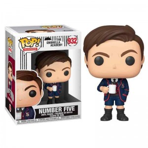 Funko POP Television Umbrella Academy 932 Number Five