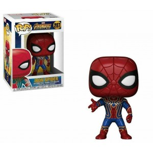 Funko POP Marvel Avengers Infinity War 287 Iron Spider