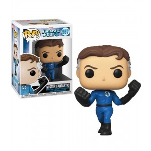 Funko POP Marvel Fantastic Four 557 Mister Fantastic