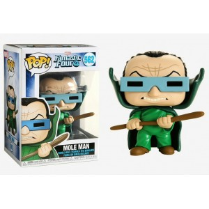 Funko POP Marvel Fantastic Four 562 Mole Man