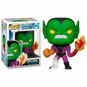 Funko POP Marvel Fantastic Four 566 Super Skrull