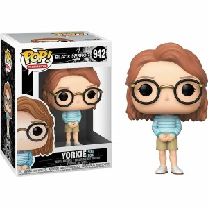 Funko Pop Television Black Mirror 942 Yorkie