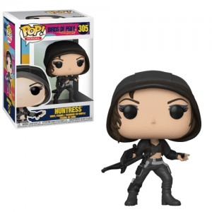Funko POP Heroes Birds Of Prey 305 Huntress
