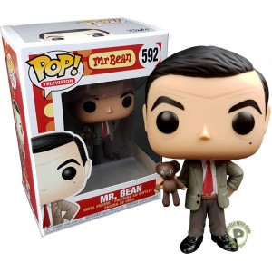 Funko POP Television Mr Bean 592 Mr. Bean