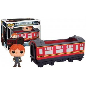Funko POP Rides 21 Ron Train
