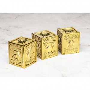 Gold Cloth Box Appendix Tamashii Web Vol.4:  Capricorno, Acquario, Pesci