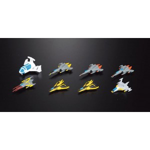 GX-57 Space Battleship Yamato Movie Version(Usato)
