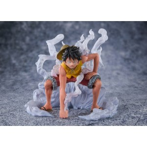 Bandai Figuarts Zero One Piece Monkey D Luffy Gear Second
