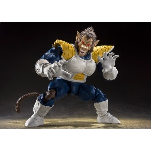 Bandai S.H.figuarts Dragonball Z Vegeta Great Ape Oozaru