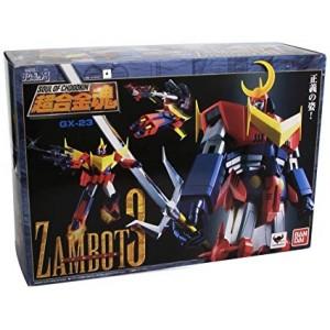 Bandai Soul Of Chogokin GX-23 Zambot 3(Aperto)