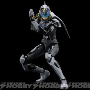 Sentinel Tatsunoko Heroes Fightingear: Hurricane Polymar 'Black Version' Limited 999(Usato)