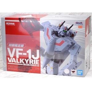 Bandai DX Chogokin Macross VF-1J Valkyrie Hikaru Ichijo Use
