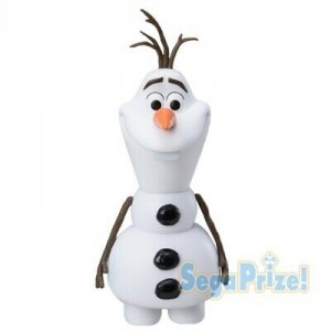 SEGA Disney Frozen 2 Olaf Big Figure