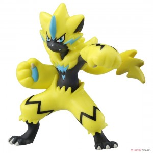 Takaratomy Pokemon Moncolle MS-09 Zeraora