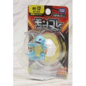 Takaratomy Pokemon Moncolle MS-13 Zenigame Squirtle