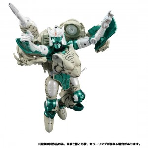 Takaratomy Transformers Masterpiece MP-50 Beast Wars Tigatron
