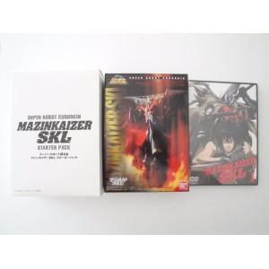Bandai SRC Mazinkaiser SKL Starter Pack Tamashii