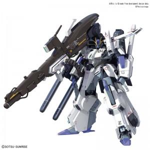 Bandai Gunpla Master Grade 1/100 Gundam ZZ Full Armor 'FAZZ' Ver. Ka.