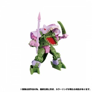 Takaratomy Transformers Earth Rise ER-07EX Quintesson Allicons