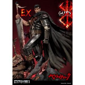 Prime 1 Studio UPMBR-01EX Ultimate Premium Masterline Berserk Guts, Black Swordsman EX Version