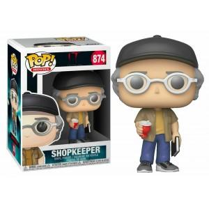 Funko POP Movies IT 874 The Shopkeeper(Stephen King)