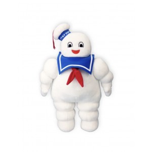 Taito Ghostbuster Stay Puft Plush Doll Big Size 50 cm