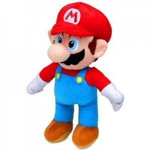 Taito x Nintendo Super Mario Big Size Plush Doll 45 cm
