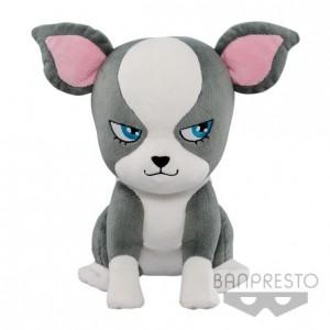 Banpresto JoJo's Bizarre Adventure I LOVE IGGY Iggy Plush Doll 30 cm Type 2