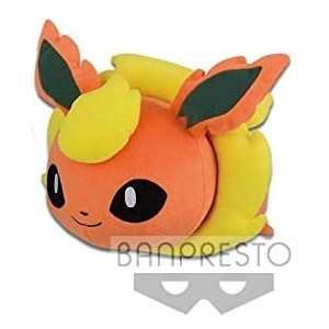 Banpresto Craneking Pokemon Kororin Friend Flareon Plush Doll 30 cm