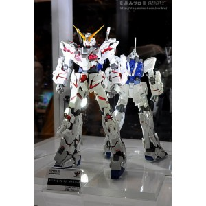 1008 RX-0 Gundam Unicorn Metal Coated Version