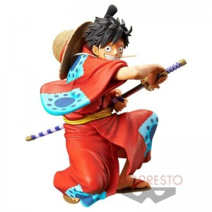 Banpresto One Piece King Of The Artist Wano Kuni Luffy Luffytaro