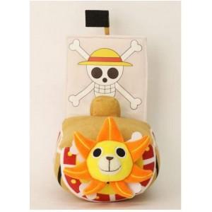 Sakami One Piece Thousand Sunny Plush Doll 25 cm