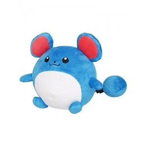 Sanei Nintendo Pokemon PP29 Marill Plush Doll 20 cm