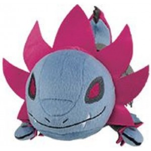Banpresto Craneking Pokemon Kororin Hydreigon Plush Doll 15 cm