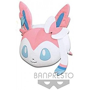 Banpresto Craneking Pokemon Kororin Sylveon Plush Doll 15 cm