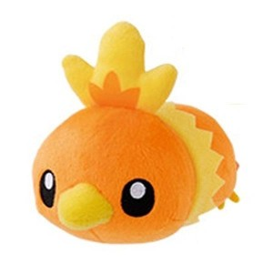 Banpresto Craneking Pokemon Kororin Torchic Plush Doll 15 cm