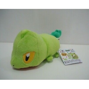 Banpresto Craneking Pokemon Kororin Treecko Plush Doll 15 cm