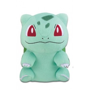 Banpresto Craneking Pokemon Bulbasaur Plush Doll 15 cm