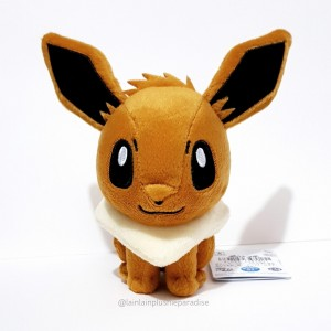 Banpresto Craneking Pokemon Eevee Plush Doll 15 cm