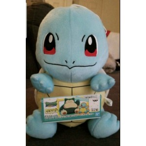 Banpresto Craneking Pokemon Squirtle Plush Doll 15 cm