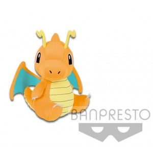 Banpresto Craneking Pokemon Dragonite Plush Doll 15 cm