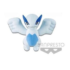Banpresto Craneking Pokemon Lugia Plush Doll 15 cm