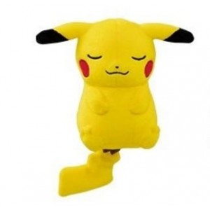 Banpresto Craneking Pokemon Relax Time Pikachu Plush Doll 15 cm