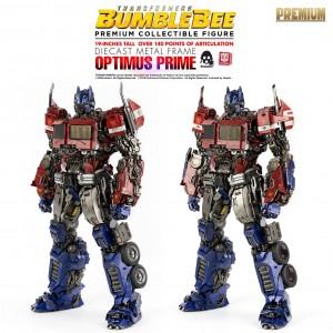Threezero Transformers Bumblebee: Optimus Prime 'PREMIUM'