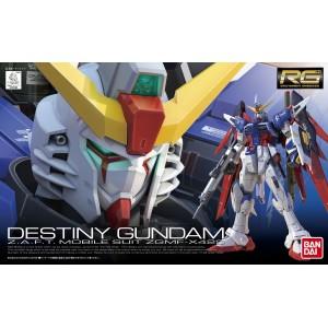 Bandai Gunpla Real Grade RG 1/144 Gundam Destiny