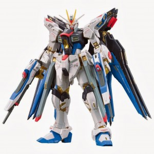 Bandai Gunpla Real Grade RG 1/144 Gundam Strike Freedom