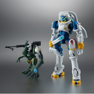 Bandai Robot Spirits King Gainer & Gachiko Overman