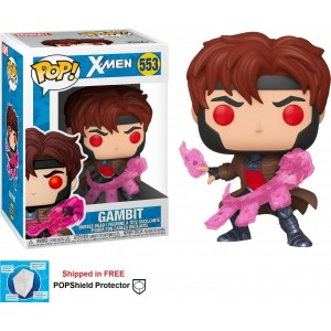 Funko POP Marvel Classic X-Men 553 Gambit